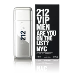 Carolina Herrera 212 Vip Men (100 ML / 3.4 FL OZ)