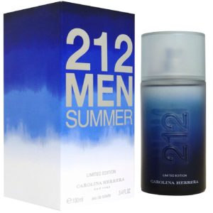 Carolina Herrera 212 Summer for men (2013) (100 ML / 3.4 FL OZ)