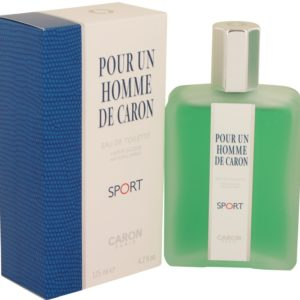 Caron Pour Homme Sport by Caron Eau De Toilette Spray 125ml for Men