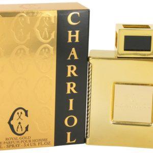 Charriol Royal Gold by Charriol Eau De Parfum Spray 100ml for Men