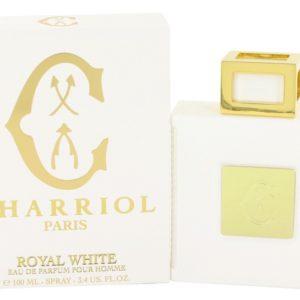 Charriol Royal White by Charriol Eau De Parfum Spray 100ml for Men