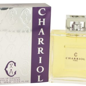 Charriol by Charriol Eau De Toilette Spray 100ml for Men