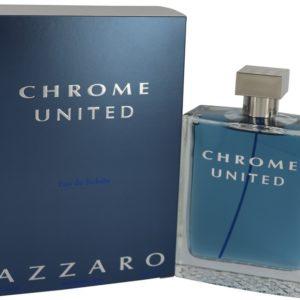 Azzaro Chrome United for men (200 ML / 6.8 FL OZ)