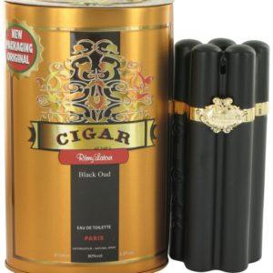 Cigar Black Oud by Remy Latour Eau De Toilette Spray 100ml for Men