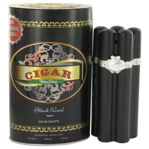 Cigar Black Wood by Remy Latour Eau De Toilette Spray 100ml for Men