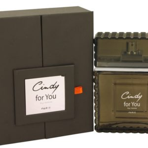 Cindy For You by Cindy C. Eau De Parfum Spray 90ml for Men