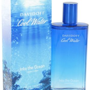 Davidoff Cool Water Into The Ocean for men  (125 ML / 4.2 FL OZ)