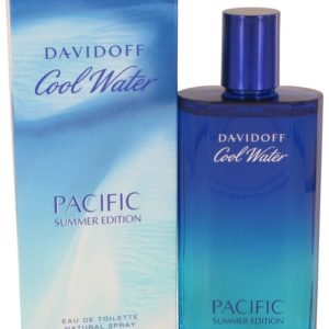 Cool Water Pacific Summer by Davidoff Eau De Toilette Spray 125ml for Men