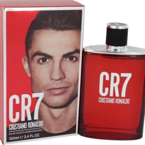 Cristiano Ronaldo CR7 by Cristiano Ronaldo Eau De Toilette Spray 100ml for Men