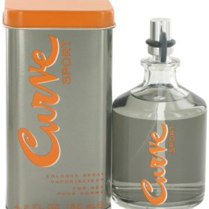 Curve Sport by Liz Claiborne Eau De Cologne Spray 125ml for Men