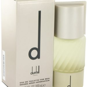 D by Alfred Dunhill Eau De Toilette Spray 100ml for Men