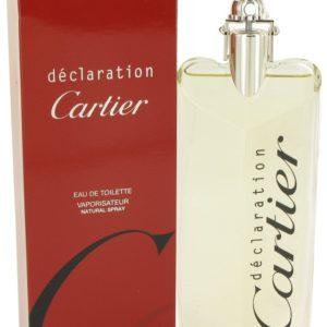 DECLARATION by Cartier Eau De Toilette Spray 100ml for Men