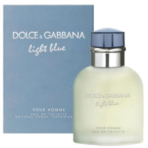 D&G Light Blue EDT for men (125 ML / 4.2 FL OZ)