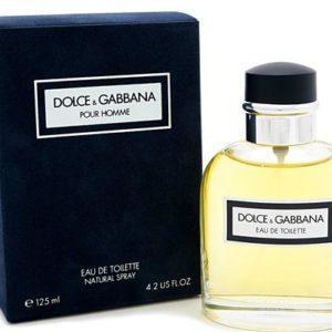 D&G pour homme EDT (100 ml / 3.4 FL OZ)