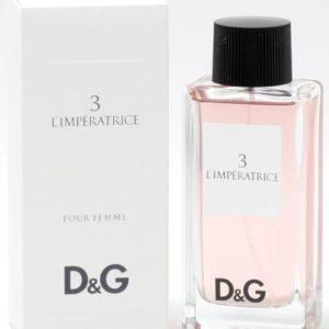 Dolce & Gabbana D&G 3 L'Impratrice (100 ML / 3.4 FL OZ)