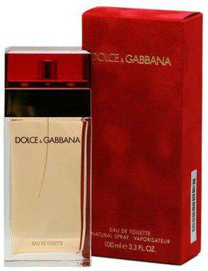 D&G Dolce&Gabbana EDT Eau De Toilette (100 ml / 3.4 FL OZ)