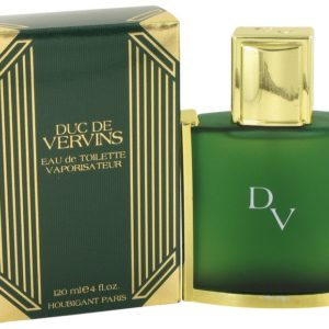 DUC DE VERVINS by Houbigant Eau De Toilette Spray 120ml for Men