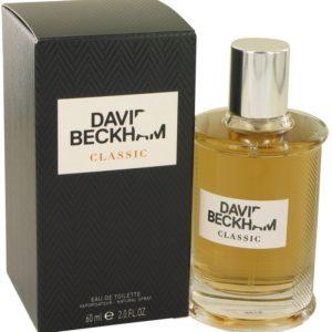 David Beckham Classic by David Beckham Eau De Toilette Spray 60ml for Men