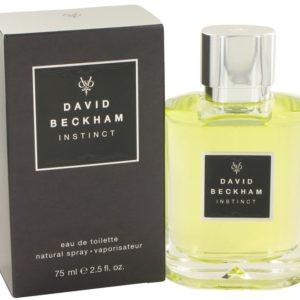 David Beckham Instinct by David Beckham Eau De Toilette Spray 75ml for Men