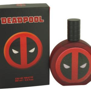 Deadpool by Marvel Eau De Toilette Spray 100ml for Men