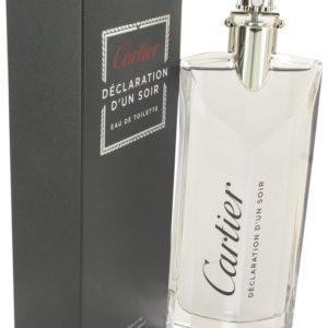 Declaration D'un Soir by Cartier Eau De Toilette Spray 100ml for Men