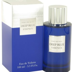 Deep Blue Essence by Weil Eau De Toilette Spray 100ml for Men