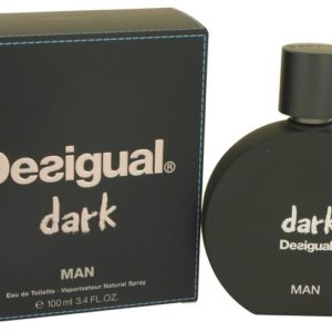 Desigual Dark by Desigual Eau De Toilette Spray 100ml for Men