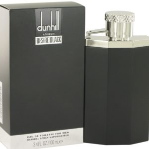 Desire Black London by Alfred Dunhill Eau De Toilette Spray 100ml for Men