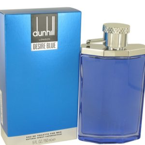 Desire Blue by Alfred Dunhill Eau De Toilette Spray 150ml for Men