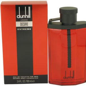 Desire Red Extreme by Alfred Dunhill Eau De Toilette Spray 100ml for Men