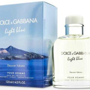 Dolce & Gabbana Light Blue Discover Vulcano for men (125 ml / 4.2 FL OZ)