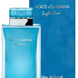 Dolce & Gabbana Light Blue Eau Intense (100 ML / 3.4 FL OZ)