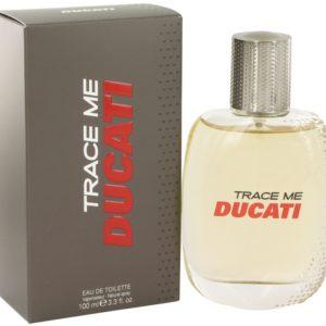 Ducati Trace Me by Ducati Eau De Toilette Spray 100ml for Men