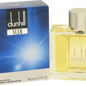 Dunhill 51.3N by Alfred Dunhill Eau De Toilette Spray 100ml for Men