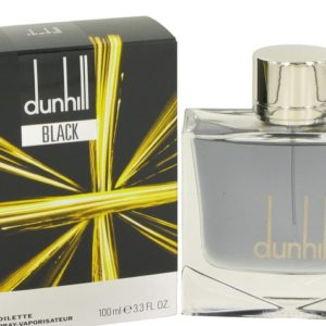 Dunhill Black by Alfred Dunhill Eau De Toilette Spray 100ml for Men