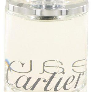EAU DE CARTIER by Cartier Eau De Toilette Spray (Unisex Tester) 100ml for Men