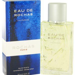EAU DE ROCHAS by Rochas Eau De Toilette Spray 100ml for Men