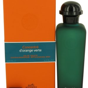 EAU D'ORANGE VERTE by Hermes Eau De Toilette Spray Concentre (Unisex) 200ml for Men