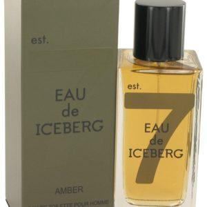 Eau De Iceberg Amber by Iceberg Eau De Toilette Spray 100ml for Men