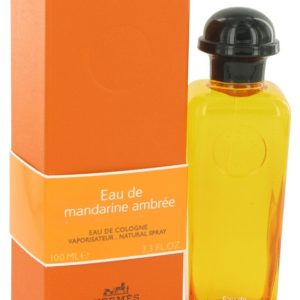 Eau De Mandarine Ambree by Hermes Cologne Spray (Unisex) 100ml for Men