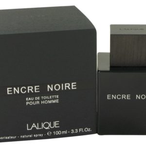 Encre Noire by Lalique Eau De Toilette Spray 100ml for Men