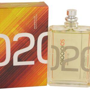 Escentric 02 by Escentric Molecules Eau De Toilette Spray (Unisex) 104ml for Men