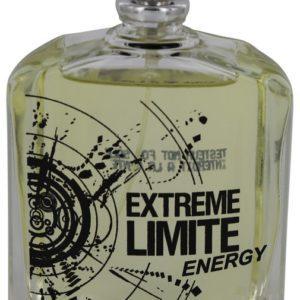 Extreme Limite Energy by Jeanne Arthes Eau De Toilette Spray (Tester) 100ml for Men