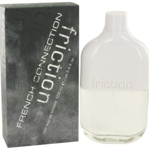 FCUK Friction by French Connection Eau De Toilette Spray 100ml for Men