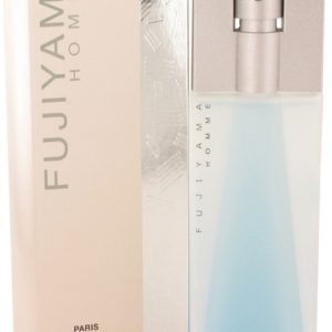 FUJIYAMA by Succes de Paris Eau De Toilette Spray 100ml for Men