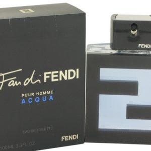 Fan Di Fendi Acqua by Fendi Eau De Toilette Spray 100ml for Men