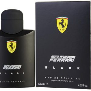 Ferrari Scuderia Black  (125 ML / 4.2 FL OZ)