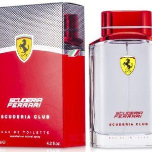 Ferrari Scuderia Club (125 ml / 4.2 FL OZ)