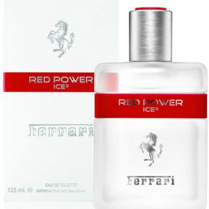 Ferrari Red Power Ice 3 (125 ml / 4.2 FL OZ)