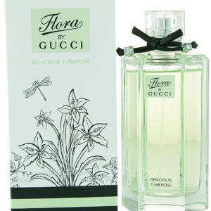 Gucci Flora by Gucci Gracious Tuberose EDT (100 ml / 3.4 FL OZ)